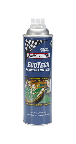 Finish Line EcoTech Reiniging & onderhoud 600 ml oranje